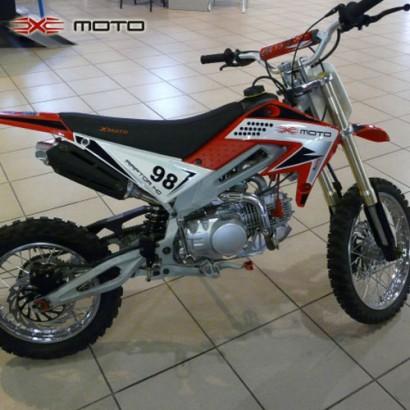 Питбайк XMOTO Raptor 140