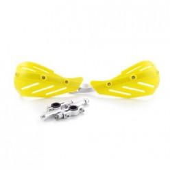 Защита рук (пара) HP15 желтые армированные SM-PARTS