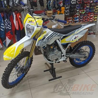 Мотоцикл ATAKI DR250 (4T 172FMM) Enduro