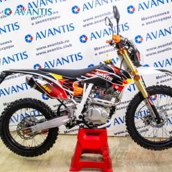Мотоцикл Avantis A2 Basic (166FMM, возд.охл.) ПТС