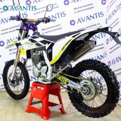 Мотоцикл Avantis Enduro 250FA 21/18 (172 FMM Design HS) с ПТС