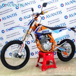 Мотоцикл Avantis Enduro 250FA 21/18 (172 FMM Design KT) с ПТС