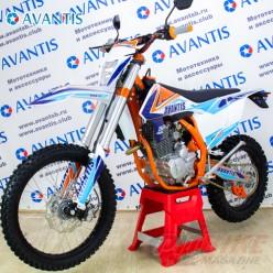 Мотоцикл Avantis Enduro 250 21/18 (172 FMM Design KT) с ПТС