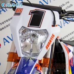 Мотоцикл Avantis Enduro 250 (165ММ Design KT 2018)