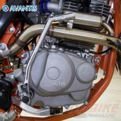 Мотоцикл Avantis Enduro 250 (165ММ Design HS 2018)