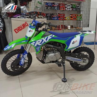 Питбайк APOLLO RXF JUNIOR 14/12 110cc