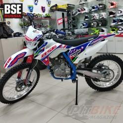 Кроссовый мотоцикл BSE J1-250e 21/18 LIMITED EDITION