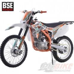 Кроссовый мотоцикл  BSE Z6 250e 21/18