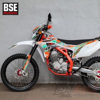 Кроссовый мотоцикл  BSE Z6 Y (ПТС)
