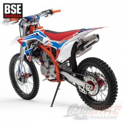 Кроссовый мотоцикл BSE Z7 300e 21/18
