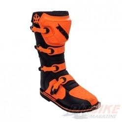Мотоботы кроссовые RYO Racing MX3, оранжевый