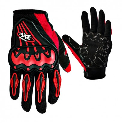 Перчатки AXE ST07 (красные)