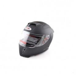 Шлем (интеграл) Ataki FF311 Solid (Черны матовый)