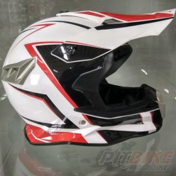 Шлем (кроссовый) Avantis Sweep Красный