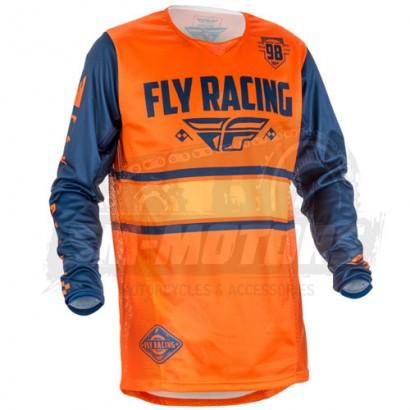 Футболка для мотокросса FLY RACING KINETIC ERA (2018)