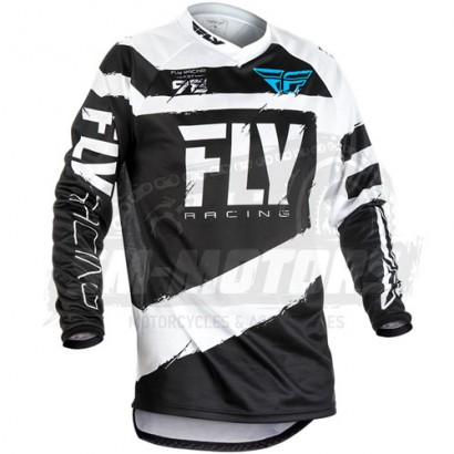 Футболка для мотокросса FLY RACING F-16 (2018)