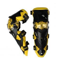 Наколенники K12 желтые Scoyco