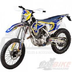 Мотоцикл GR7 F250A Enduro LITE 21/18 (стоп-сигнал, спидометр 2018 г.)