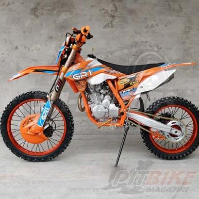 Мотоцикл GR1 F250A Enduro PRO 21/18
