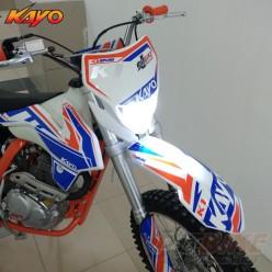 Мотоцикл кроссовый KAYO K1 250MX (2019)