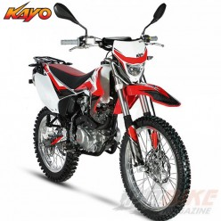 Мотоцикл кроссовый KAYO T2-G 250 ENDURO (2020)