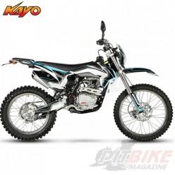 Мотоцикл кроссовый KAYO T2 250 MX 21/18 (2020 г.)