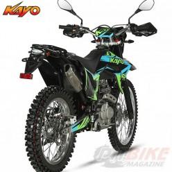 Мотоцикл кроссовый KAYO T2 250 ENDURO 21/18 (2020 г.)