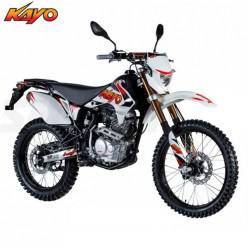 Мотоцикл кроссовый KAYO T2 250 ENDURO 21/18 (2017 г.)