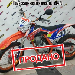 Motoland WRX250 KT (ПТС)