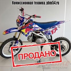 Питбайк KAYO CLASSIC YX125 17/14 KRZ (Б\У)