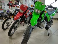 Мотоциклы Lifan в Новосибирске!