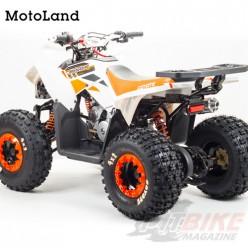 Квадроцикл MOTOLAND COYOTE 125