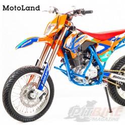 Мотоцикл Кросс Motoland CRF STUNT