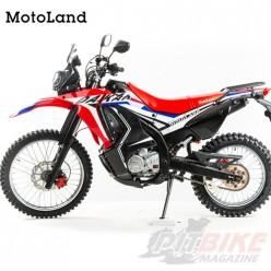Мотоцикл Motoland DAKAR LT 250