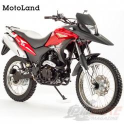 Мотоцикл кроссовый Motoland GS 250