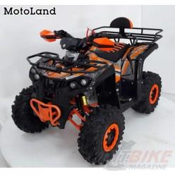 Квадроцикл MOTOLAND RAPTOR 125