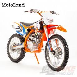 Мотоцикл кроссовый Motoland WRX250 KT