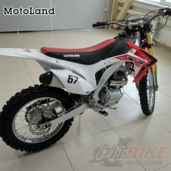 Мотоцикл кроссовый Motoland XR250