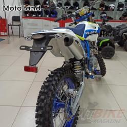 Мотоцикл кроссовый Motoland XT250 HS (172FMM) С ПТС