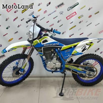 Мотоцикл кроссовый Motoland XT250 HS (172FMM)