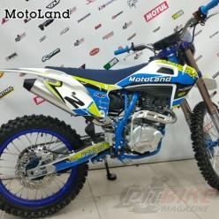 Мотоцикл кроссовый Motoland XT250 HS