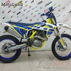 Мотоцикл кроссовый Motoland XT250 ST