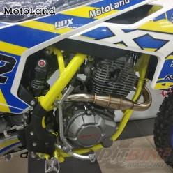 Мотоцикл кроссовый Motoland XT250 ST (ПТС)