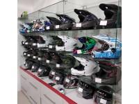 Поступление кроссовых шлемов ATAKI