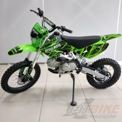 Питбайк Regulmoto YX125-E