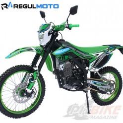 Мотоцикл REGULMOTO ZR 250 ENDURO