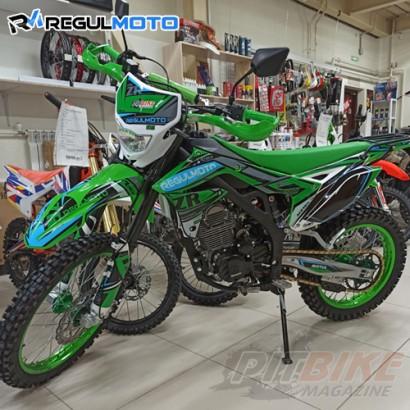 Мотоцикл REGULMOTO ZR 250 ENDURO 2020г