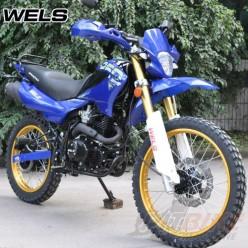 Мотоцикл кроссовый WELS MX250
