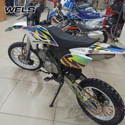 Питбайк Wels RT125E