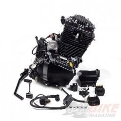 Двигатель 250см3 169FMM CB250 (69x62,2) Zongshen грм цепь, 5ск